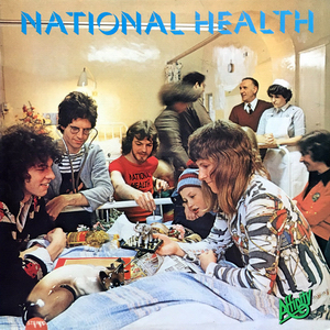 [Rock Progressif] Playlist - Page 13 National_Health_cover
