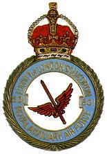 No. 601 Squadron RAF