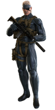Solid Snake - Wikipedia
