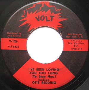 Ive Been Loving You Too Long 1965 single by Otis Redding