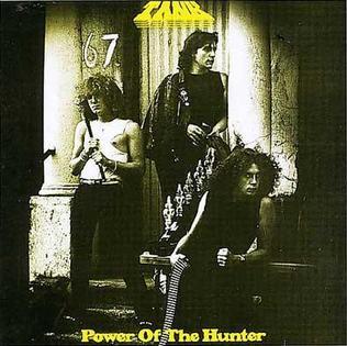 <i>Power of the Hunter</i> 1982 studio album by Tank