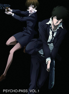 Picture of a TV show: Psycho Pass