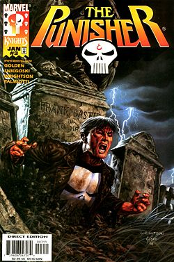 The Punisher (1998 series) - Wikipedia