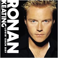 Ronan Keating - Lovin' Each Day (studio acapella)