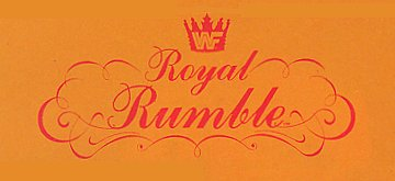 Royal Rumble -- 1988 Royal_Rumble_88_logo