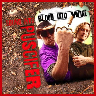 sound into blood into wine wikipedia