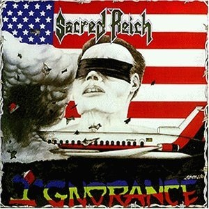 <i>Ignorance</i> (album) 1987 studio album by Sacred Reich