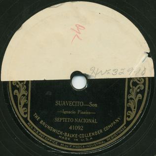 Suavecito (1929 song)