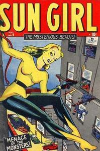 Copertina di Sun Girl n. 1