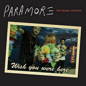 <i>The Holiday Sessions</i> 2013 EP by Paramore