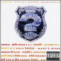 <i>Whos the Man?</i> (soundtrack) 1993 soundtrack album by Various artists