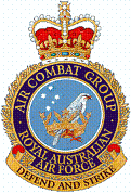Air Combat Group RAAF Force element group of the Royal Australian Air Force