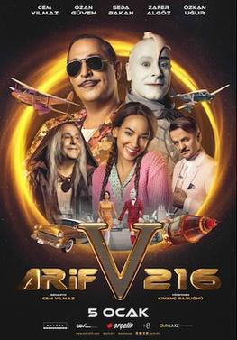 Arif V 216 Stream