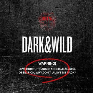 <i>Dark & Wild</i> 2014 studio album by BTS