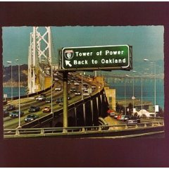 <i>Back to Oakland</i> 1974 studio album by Tower of Power