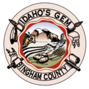 Official seal of Bingham County