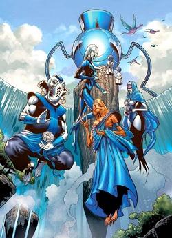Blue Lantern Corps - Wikipedia