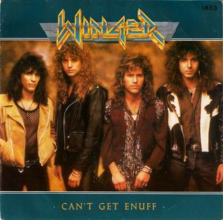 Cant Get Enuff 1990 single by Winger