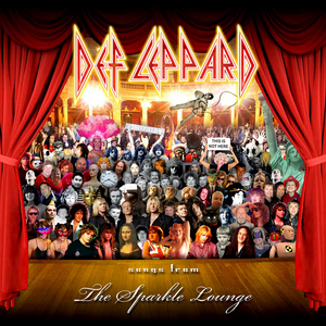 <i>Songs from the Sparkle Lounge</i> 2008 studio album by Def Leppard