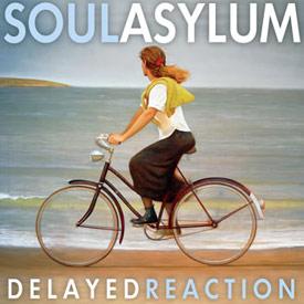 <i>Delayed Reaction</i> 2012 studio album by Soul Asylum