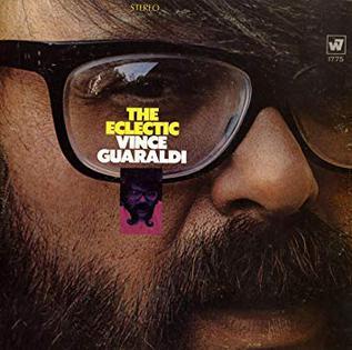 <i>The Eclectic Vince Guaraldi</i> 1969 studio album by Vince Guaraldi