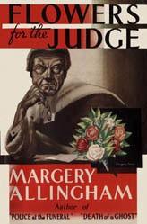 <i>Flowers for the Judge</i> novel by Margery Allingham