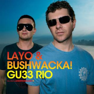 <i>Global Underground 033: Rio</i> 2007 compilation album