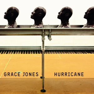 <i>Hurricane</i> (Grace Jones album) 2008 studio album by Grace Jones