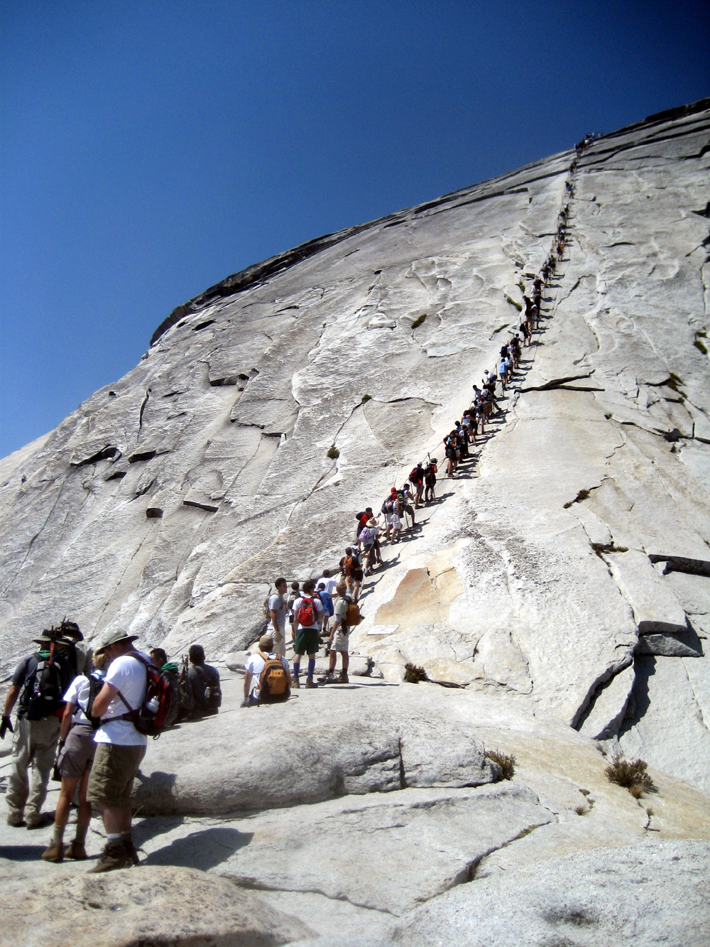 Half Dome - Wikipedia Yosemite Half Dome Trail Map on yosemite valley trail map, yosemite california road map, el capitan trail map, yosemite panorama trail map, mist trail yosemite map, hotels near yosemite national park map, little yosemite valley map, camp 4 yosemite map, yosemite four mile trail map, john muir trail map, yosemite valley floor map, yosemite hiking map, yosemite ten lakes trail map, yosemite elevation map, yosemite backpacking trail maps, yosemite west map, yosemite falls map, yosemite tuolumne meadows trail map, yosemite topo map, yosemite park trail map,