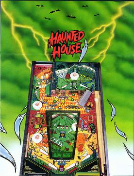 Haunted House Pinball Wikipedia