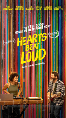 Hearts Beat Loud - Movie Poster
