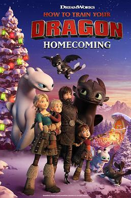 How To Train Your Dragon Homecoming Wikipedia