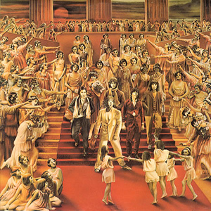 <i>Its Only Rock n Roll</i> 1974 studio album by The Rolling Stones