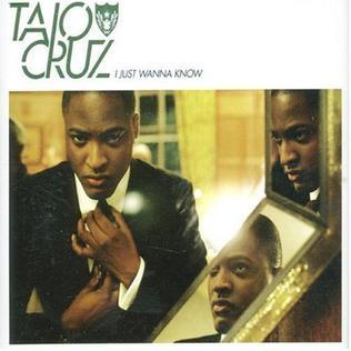 I Just Wanna Know Taio Cruz song