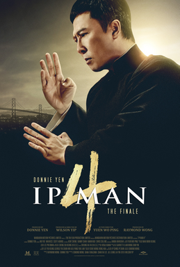Picture of a movie: Ip Man 4: The Finale