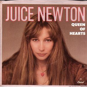 Queen of Hearts (Hank DeVito song) 1981 single by Juice Newton
