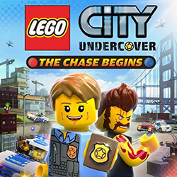 Lego City Undercover The Chase Begins Wikipedia