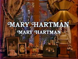<i>Mary Hartman, Mary Hartman</i> Television series