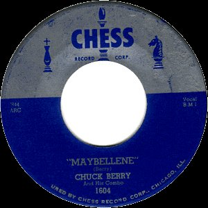 Maybellene Chuck Berry single