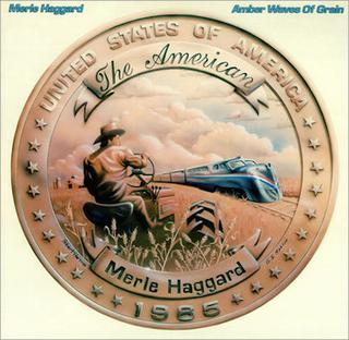 1985 live album by Merle Haggard