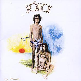 Jóia (album) - Wikipedia