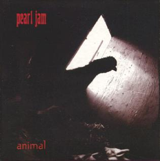 Animal (Pearl Jam song) 1994 single by Pearl Jam