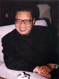 Qiao Shi Former Politburo Standing Committee member of the Communist Party of China