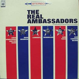 <i>The Real Ambassadors</i> album