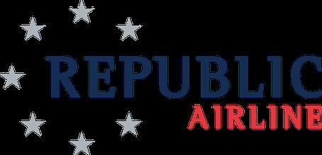 Resultado de imagen para Republic Airways logo