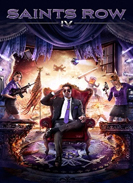Forum Secret Santa SaintsRowIV
