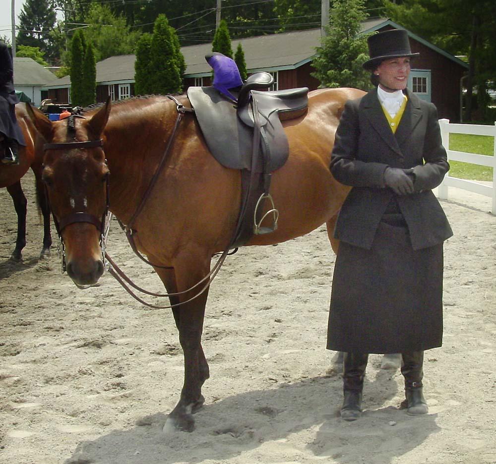 Should Women Ride Sidesaddle Again? - Modern Notion