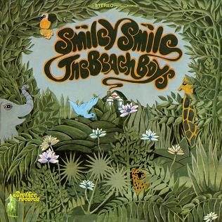 <i>Smiley Smile</i> 1967 studio album by the Beach Boys