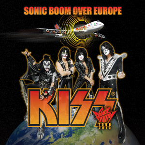 Sonic Boom Over Europe Tour - Wikipedia