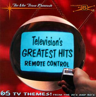 Television S Greatest Hits Remote Control Wikipedia